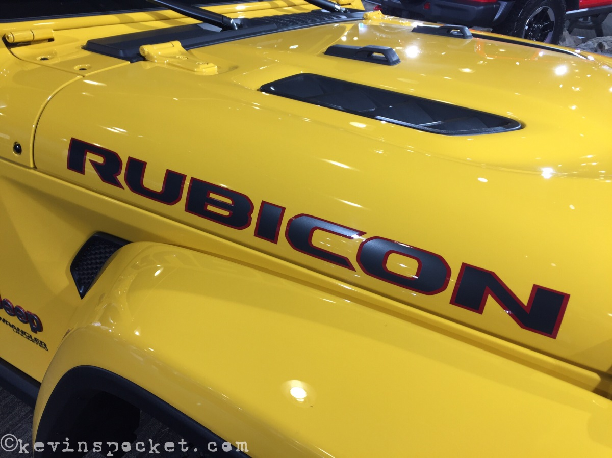 Jeep Wrangler JL Rubicon in (Acid Yellow)!