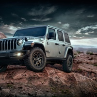 MOAB Edition Wrangler Returns for 2018 JL