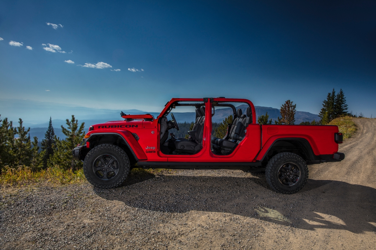 2020 Jeep Gladiator Revealed!