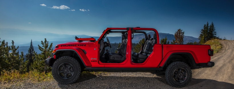 2020 Jeep Gladiator Brings Pickup Back To Jeep Autogravity