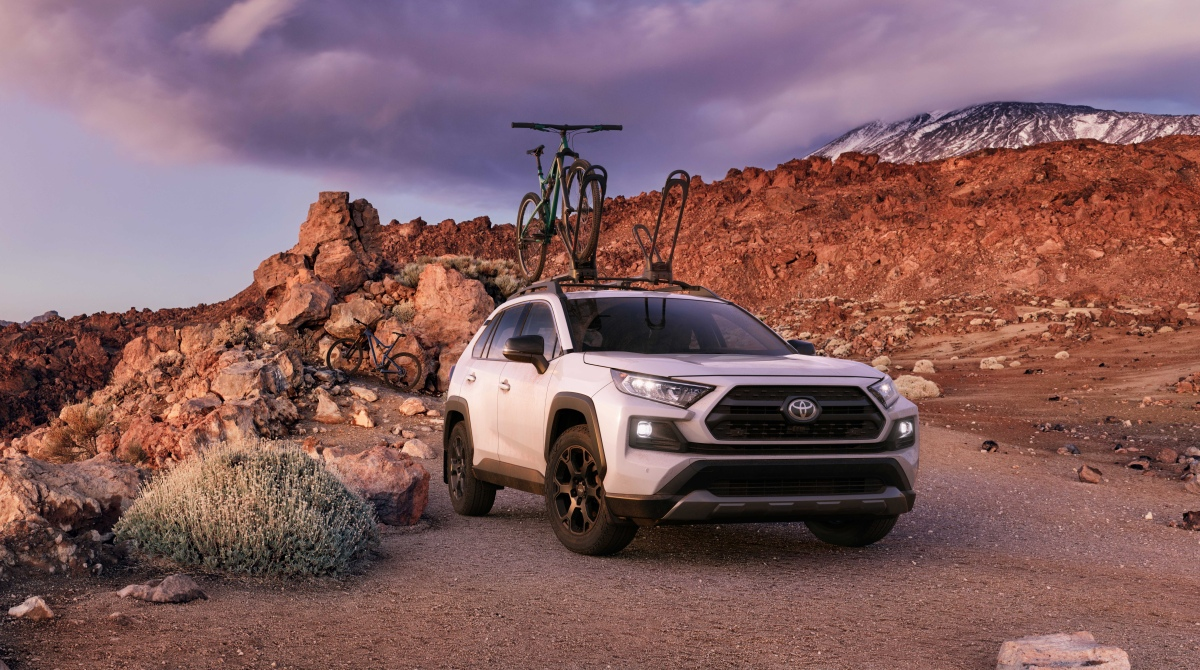 2020 Toyota RAV4 TRD Off Road revealed