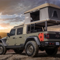 Wayout; Jeep Gladiator overland concept revealed